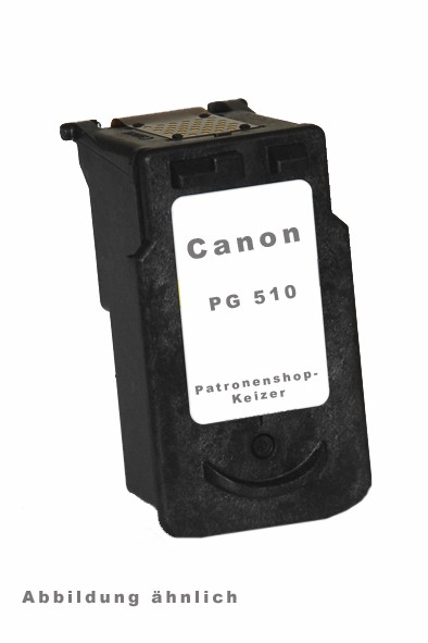 Canon PG-510 Tinte Black Alternativ