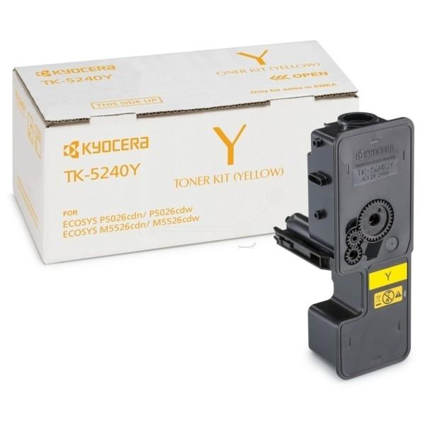 -Kyocera TK-5240 Y Toner-Kit gelb
