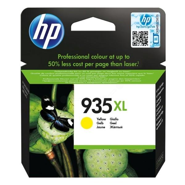 HP 935XL Tintenpatrone gelb