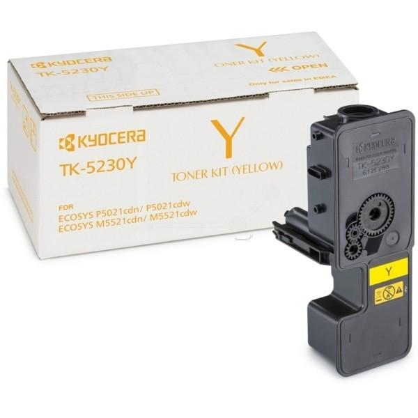 -Kyocera TK-5230 Y Toner-Kit gelb