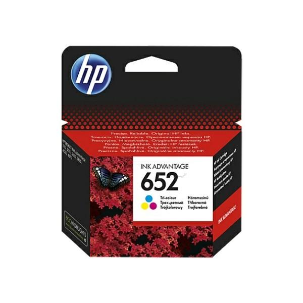 HP 652 Druckkopfpatrone color