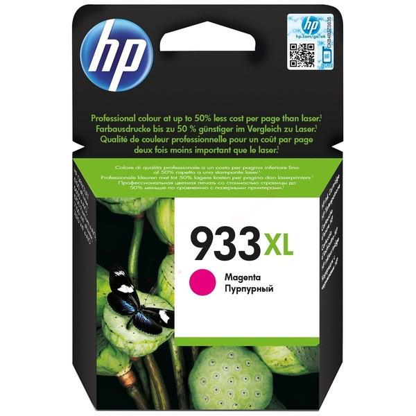 HP 933XL Tintenpatrone magenta