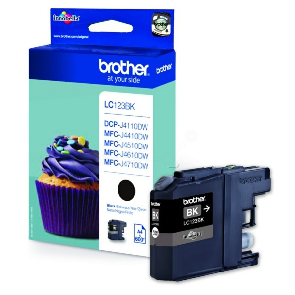 Brother LC 123 BK