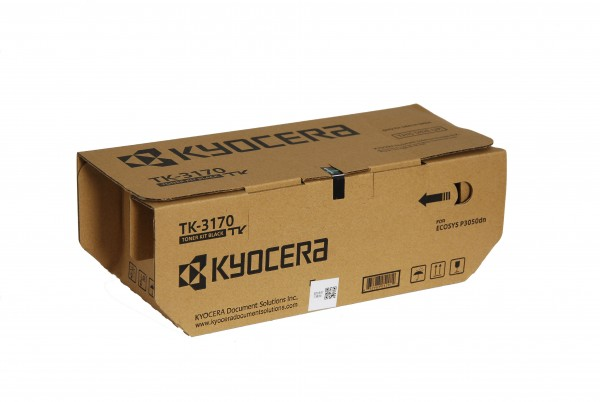 Kyocera TK 3170 Toner Kit Black