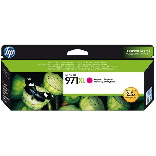 HP 971XL Tintenpatrone magenta