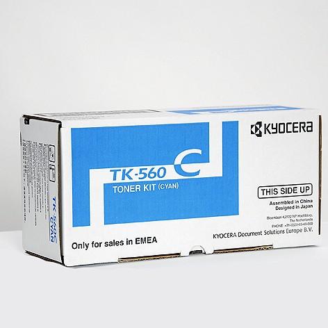 -Kyocera TK560c original