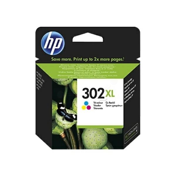 HP 302XL Druckkopfpatrone color High-Capacity
