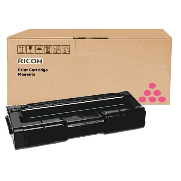 406350 Ricoh TYPE SPC 310 HE Toner magenta