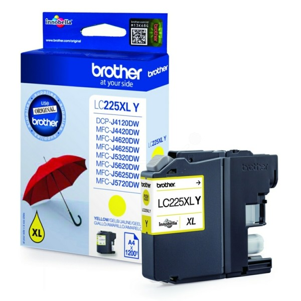 Brother LC-225 XL Y
