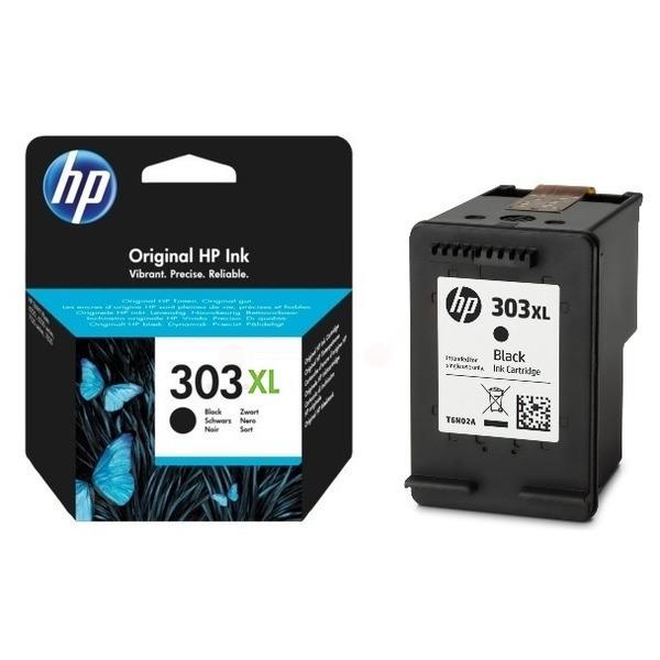 HP 303XL Druckkopfpatrone schwarz