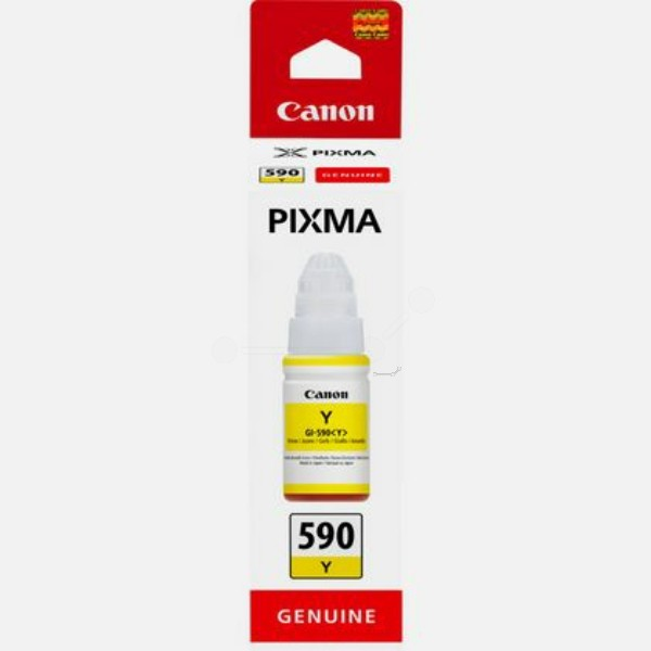 Canon GI-590 Y Tintenpatrone gelb