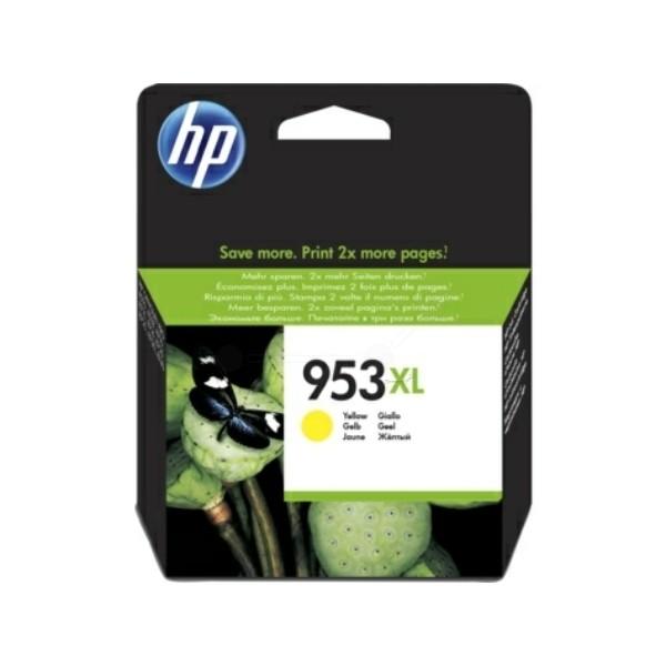 HP 953XL Tintenpatrone gelb
