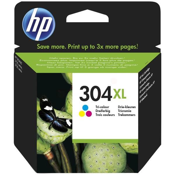 HP 304XL Druckkopfpatrone color